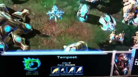SC2 HotS - new Protoss units - Blizzcon 2011
