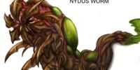 Nydus worm/Development