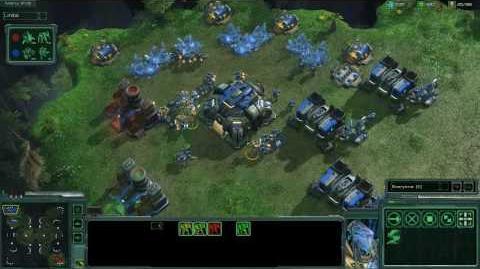 BattleReport1 SC2 VDevGame1