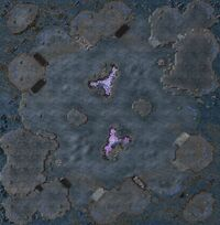 CrystalPools SC2 Map1
