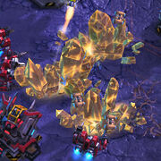 MineralsYellow SC2 Game1