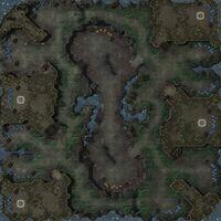 RedStoneGulch SC2 Map1