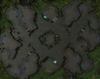 Queen'sNest SC2 Map1