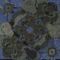 Metropolis SC2 Map1