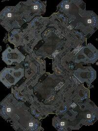 KimeranRefuge SC2 Map1