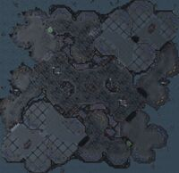 Aftermath SC2 Map1