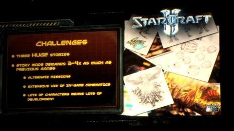 STARCRAFT 2 'Trilogy Announcement' Conference (BlizzCon 08)