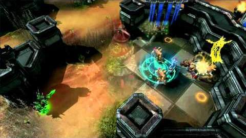 DotA Environment 3 - Jungle Camp & Shop