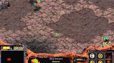 Starcraft Original Zerg - Campaign Mission 7 The Culling Walkthough Lets Play