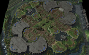 GreenAcres SC2 Map1