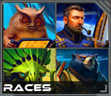 Races wiki icons