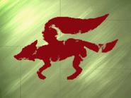 Star Fox Logo Weathered