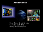 SF64 Aquas Intro