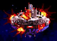 Astropolis Destruction