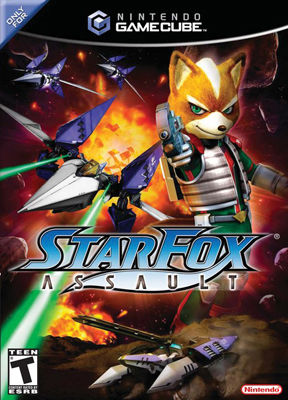 Archivo:Star Fox Assault cover.jpg