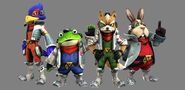 SFZ-Star Fox