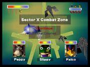 Star Fox 64 (U) (V1.0) snap0002