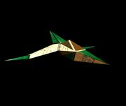 Bulldog and Husky Units Scuadron, Cornerian Fighter On Katina (Star Fox 64).