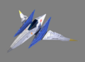 SFZ Arwing Top