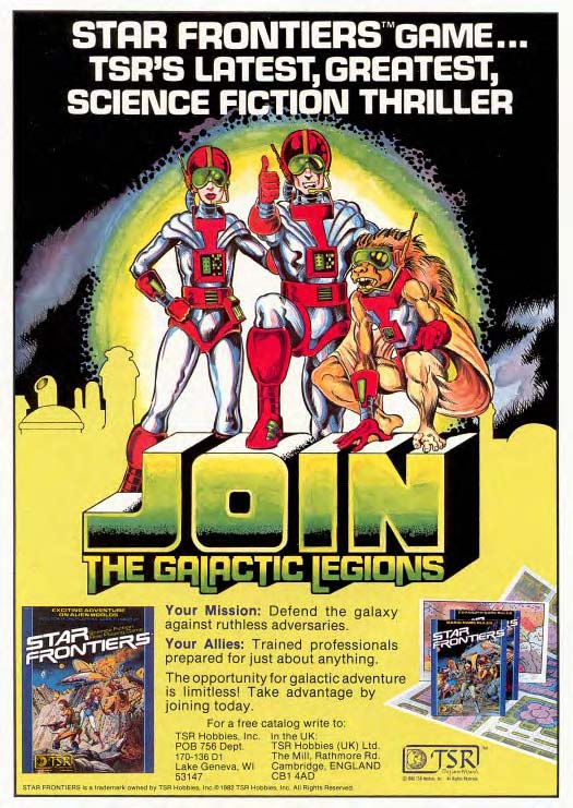 Star Frontiers Rpg Star Frontiers Wiki Fandom Powered By Wikia