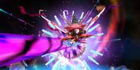 Battle against Star Dream