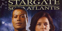 Stargate SG-1/Atlantis: The Official Magazine 16