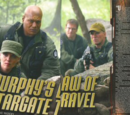 Murphy's Law of Stargate Travel