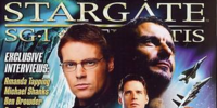 Stargate SG-1/Atlantis: The Official Magazine 23