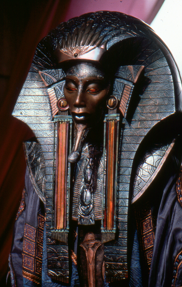 Ra  Pharaoh mask  Ra Mask