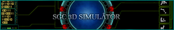 SGC 3D Simulator preview