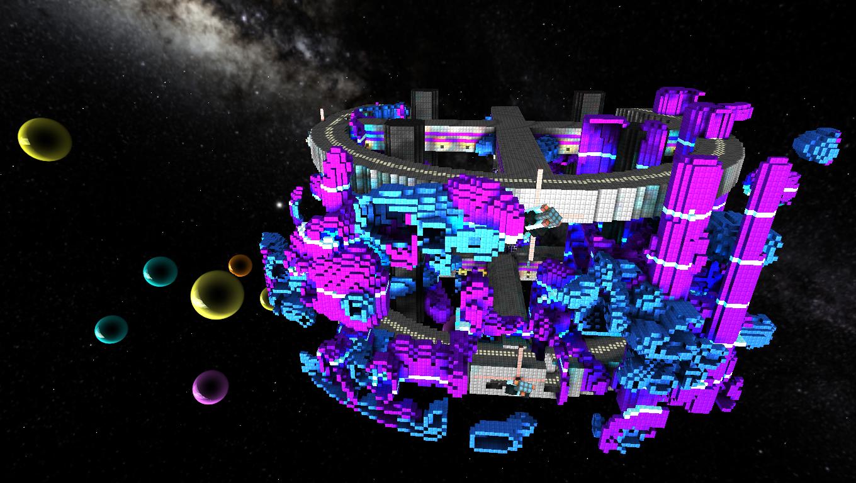Starmade Build Block Planet