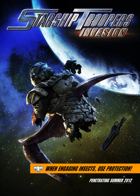 Starship Troopers: Invasion | - 166.5KB