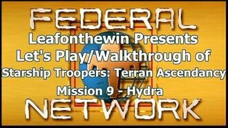 Walkthrough - Mission 9- Hydra
