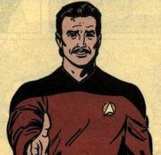 Captain Wesley Crusher