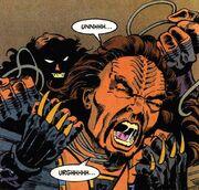 Klaa Garotte DC Comics