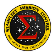 Starfleet Mission Control patch