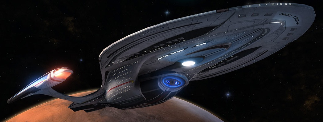 USS_Enterprise_(NCC 1701 F) on Star Trek Deep Space Nine Interior