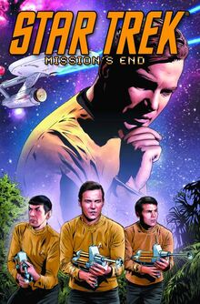 Mission's End omnibus