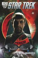 IDW Star Trek, Issue 15