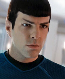 Spock Zachary Quinto