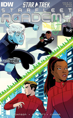 File:IDW Starfleet Academy, Issue 2B.jpg