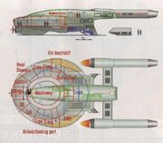 Archer-class internal layout