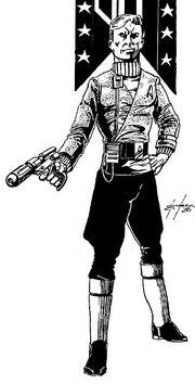 Romulan war uniform
