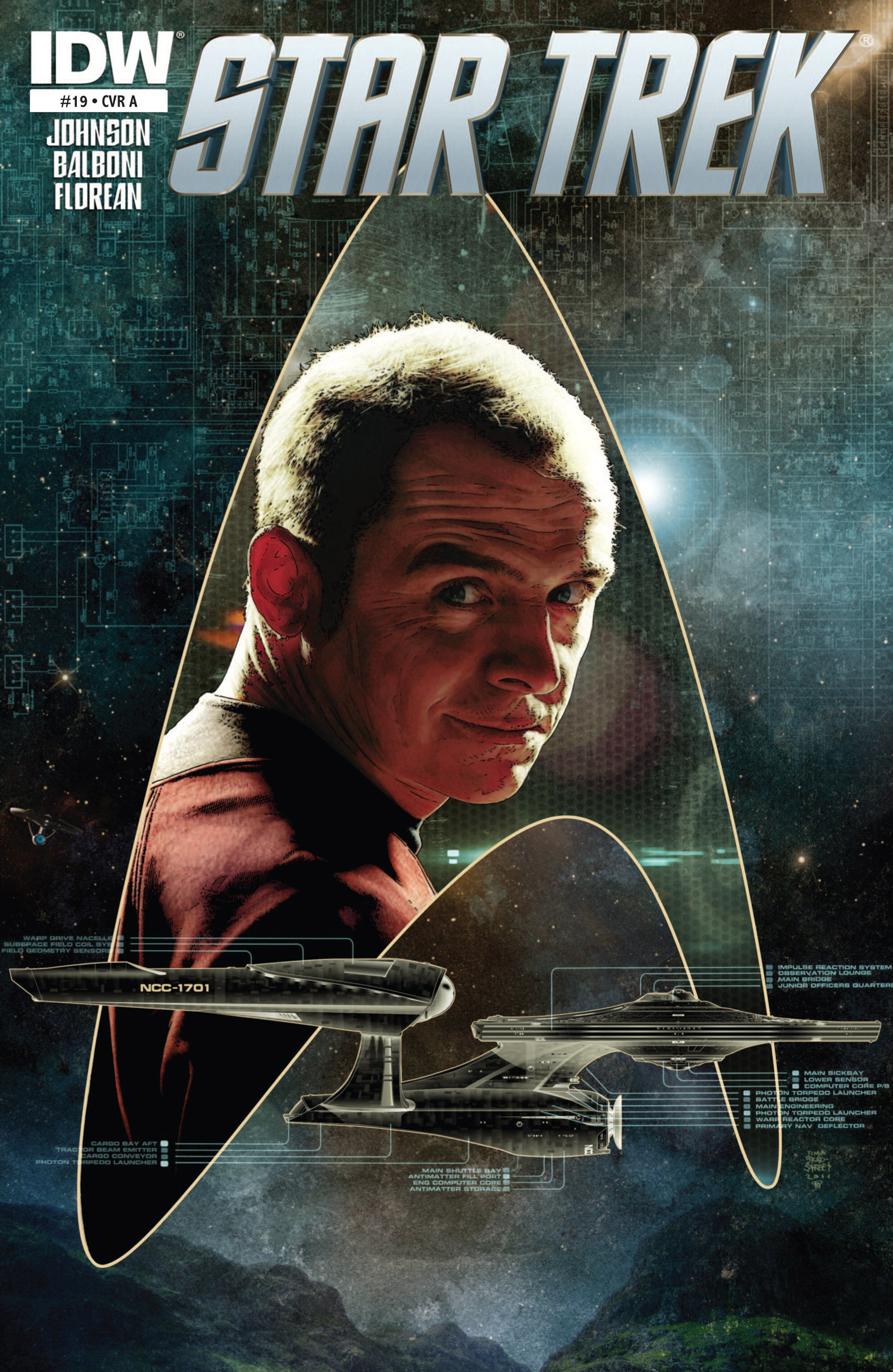 IDW Star Trek 19