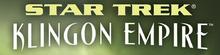 Klingon Empire title