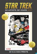 50 Artists 50 Years 2017 front cover