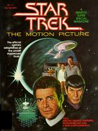 The Motion Picture comic mag