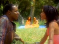Sisko and Jennifer