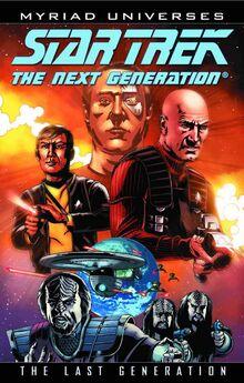 The Last Generation omnibus