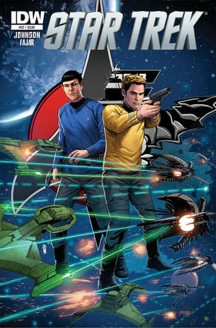 File:IDW Star Trek, Issue 27.jpg